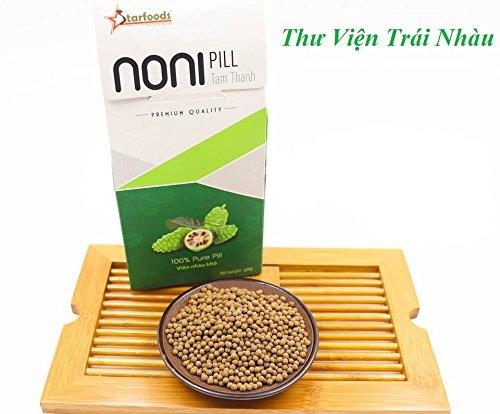01 Box *400gram VIÊN TRÁI NHÀU - VIÊN NONI - Herb NoNi Vietnam