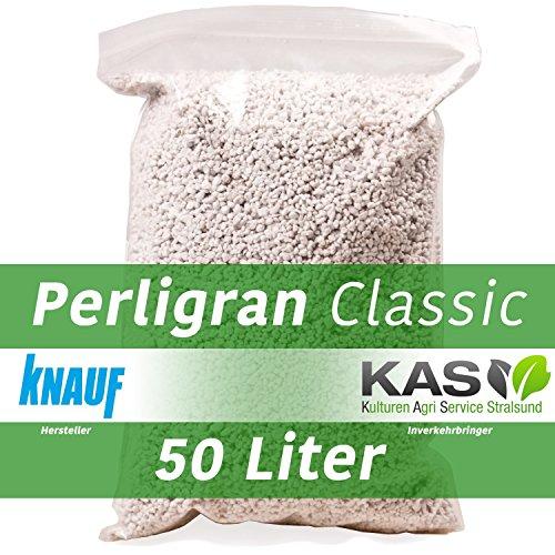 KNAUF Perlite Perligran G 0/6 50 Liter