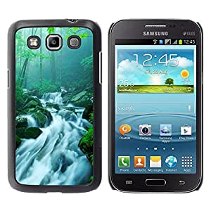 Be-Star Único Patrón Plástico Duro Fundas Cover Cubre Hard Case Cover Para Samsung Galaxy Win / i8550 / i8552 / Grand Quattro ( Bamboo Chinese Waterfall Stream )