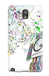 ThomasSFletcher Snap On Hard Case Cover Speakers Protector For Galaxy Note 3