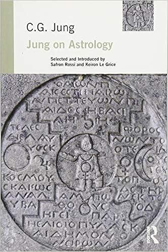 carl jung astrology books