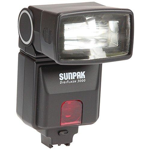Sunpak DF3000SX DF3000 Digital Flash for Sony(R) Alpha DS...