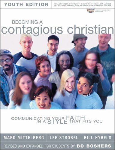 Becoming a Contagious Christian, Youth Edition Cd-Rom package