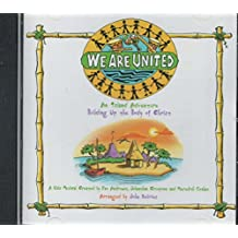 We Are United Listening CD