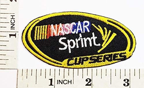 Nascar Sprint Racing Patch Symbol Jacket T-Shirt Embroidered Patch 3.3