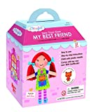 my studio girl sew your own - My Studio Girl Best Friend Dolls - Red Hair
