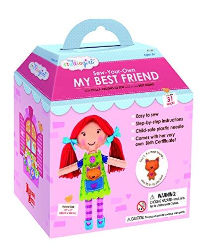 My Friend Doll - My Studio Girl Best Friend Dolls - Red Hair