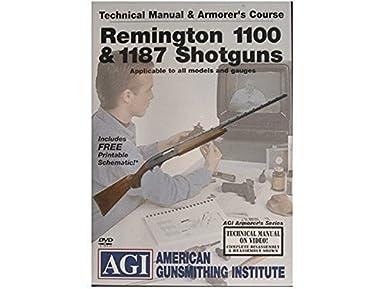 Amazon.com: Remington 1100 & 1187 Shotguns/technical Manual ...