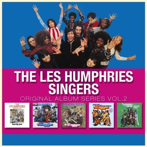 Les Humphries Singers - Vol. 2 Original Album Series - Zortam Music