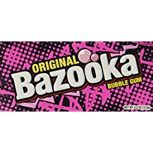 Bazooka Original Bubble Gum (4.oz) 3 Pack