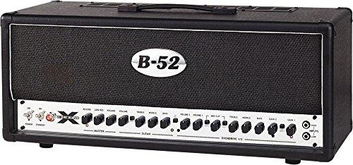 100w Tube Guitar Amp Head (B-52 ATX-100 100W Tube Guitar Amp Head Black)