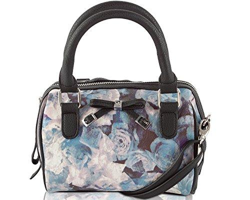 Riley Demi Satchel Bag, Frost, Unica taglia