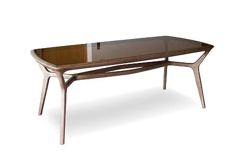 Tavoli Da Pranzo In Legno E Vetro : Pib tavoli da pranzo tavolo da pranzo in legno e vetro dagsmark