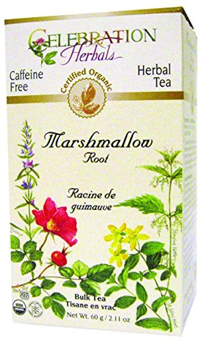 Celebration Herbals Organic Marshmallow Root Bulk Tea by Celebration Herbals