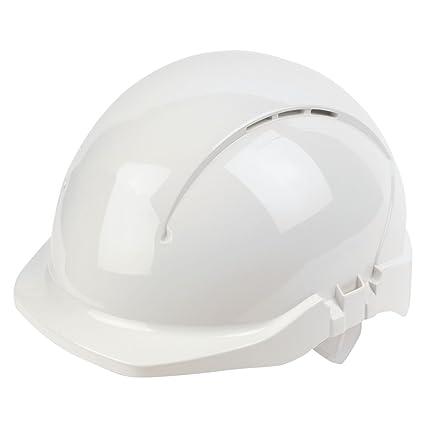 Centurion Concept reducción de Peak casco de seguridad blanco