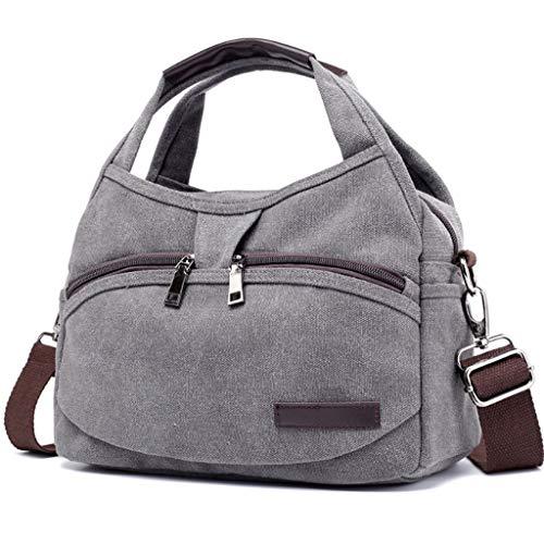 borse a Lhwaiylq a mano tote retrò a borse portafogli tracolla donne tracolla multifunzionale borsa xAqqXwH