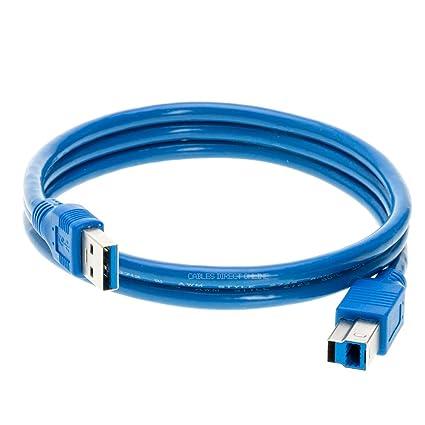 Amazon.com: USB 3.0 Cable A macho a A/B/C macho 3 ft 6 ft 10 ...