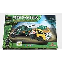Mechanix Battle Station Transporter, Multi Color