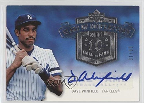 Dave Winfield Hall Of Fame - 4