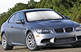 Car Windshield Sun Shade - Blocks UV Rays Sun Visor Protector, Sunshade To Keep Your Vehicle Cool And Damage Free, Easy To Use, Fits Windshields of Various Sizes (Standard 59 x 31 inches)