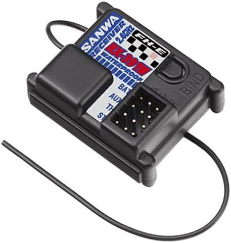 Sanwa MX-6 FH-E 3 Channel 2.4 GHz Radio System