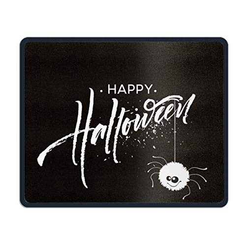 Happy Halloween Mousepad Decorated Mouse Mat Game Office Mouse Pad]()