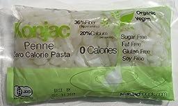 Konjac Foods 24 Piece Konjac Penne Pasta, 8.8 oz.