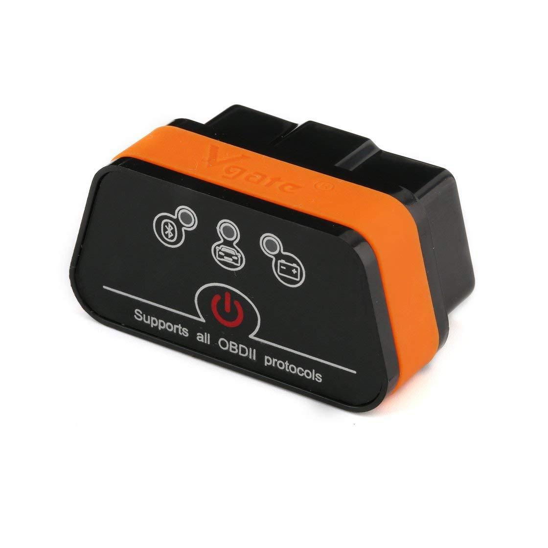 Bluetooth Vgate iCar2 Bluetooth Auto OBDII Adapter Vgate iCar 2 Bluetooth Mini mit 6 Farben Hermosairis