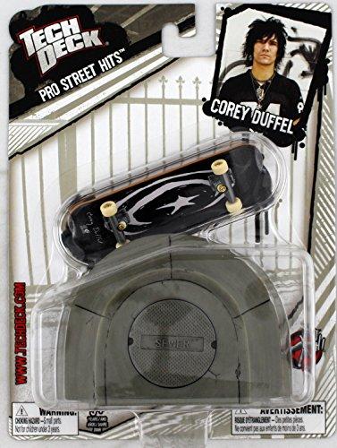 Corey Duffel 1 TECH Deck 96mm Fingerboard - PRO Street Hits