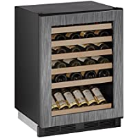 U-Line U-1224WCINT-00A 24 inch Under Counter Wine Captain, Frame Panel Ready (Certified Refurbished)