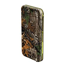 "LifeProof FRE iPhone 6 ONLY Waterproof Case (4.7"" Version) - Retail Packaging -  XTRA LIME (LIME/OLIVE DRAB GREEN/REALTREE XTRA)"