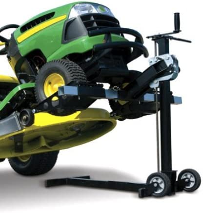 MoJack XT - Residential Riding Lawn Mower Lift