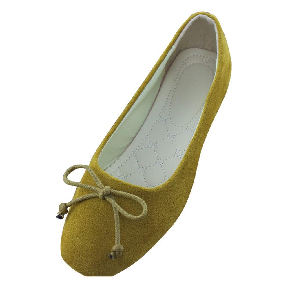 Donna Roll-Up Piegato Ballerine Flats Basse Scarpe Tascabile