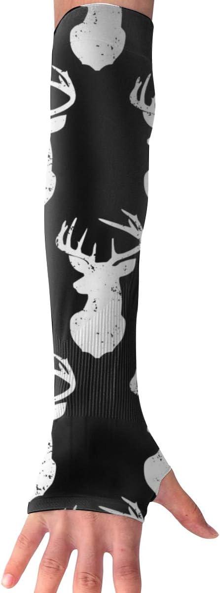 WAY.MAY Deer Head Pattern...