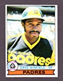 Dave Winfield 1979 Canadian O-Pee-Chee Vintage Baseball Card (Padres) (Yankees)