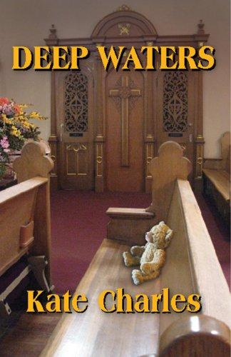 Deep Waters: A Callie Anson Mystery (Callie Anson Series Book 3)
