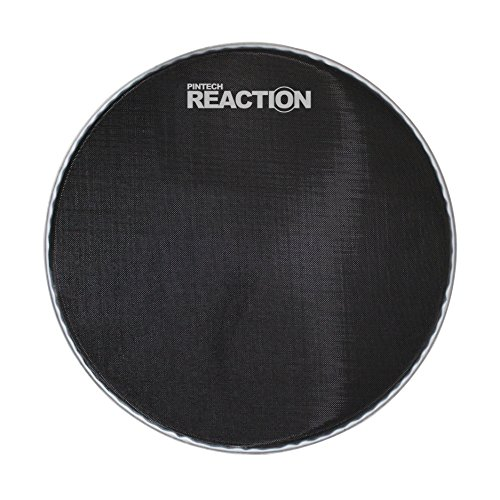 Pintech Percussion RH-15B Reaction Series Black Mesh Head 15'' by Pintech Percussion