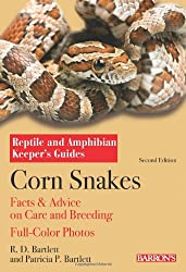 Corn Snakes (Reptile and Amphibian Keeper's Guide) (Reptile and Amphibian Keeper's Guides)