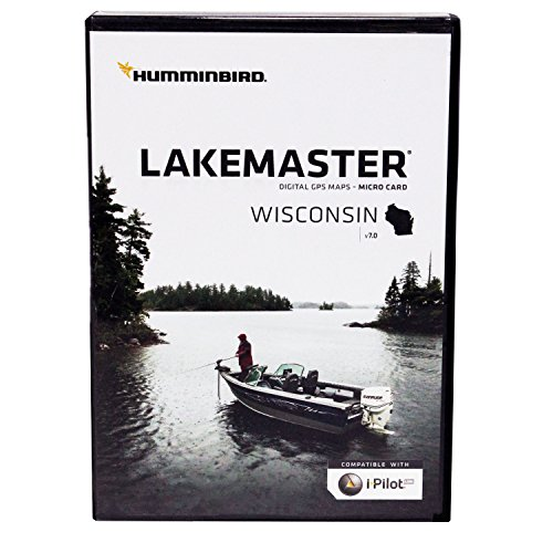 Humminbird 600025-5 Electronic Charts Wisconsin (Dec ()