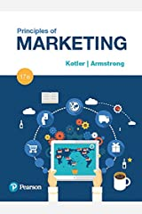 Principles of Marketing (17th Edition) Hardcover