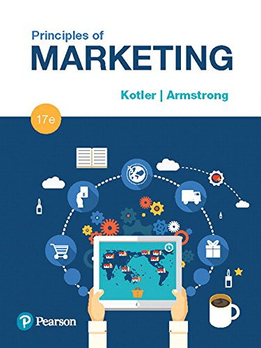 Principles of Marketing (17th Edition) by Pearson