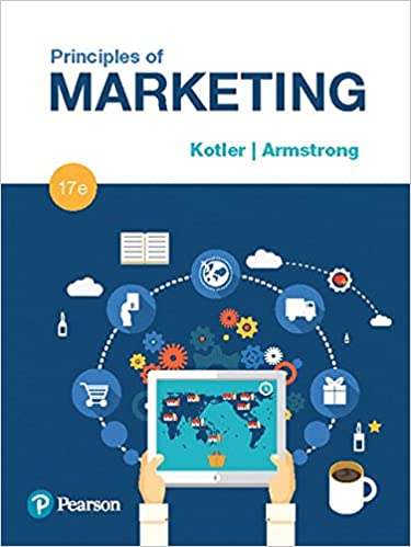 amazon principles of marketing 17th edition philip t kotler