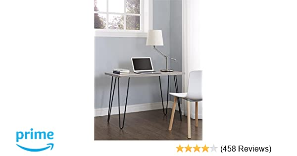 Amazon Com Ameriwood Home 9851296pcom Altra Owen Retro Desk With