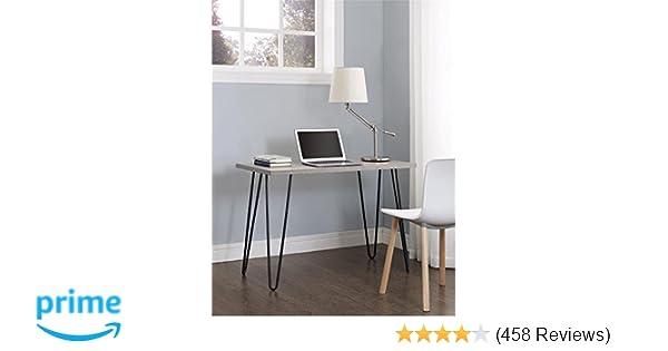 Amazon Com Ameriwood Home 9851296pcom Altra Owen Retro Desk With