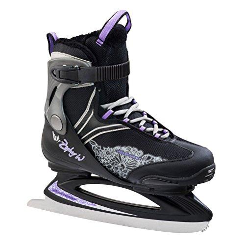 Bladerunner Rollerblade Zephyr Womens Black/Purple Size 9