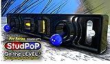 StudPoP On the LEVEL magnetic stud finder