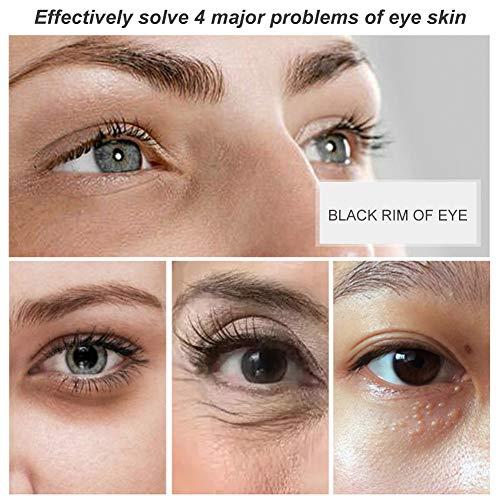 51HpGSl63UL - Anti-Aging Eye Cream, Eye Treatment Cream, Eye Firming Cream, for Moisturizing Firming Eye Skin, Reduces Eye Bags, Dark Circles, Puffiness, Crow's Feet, Fine Lines
