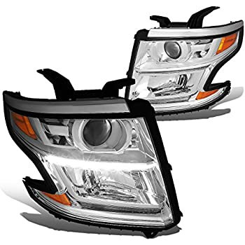 DNA MOTORINGHL-OH-F1504-CH-AM Headlight Assembly