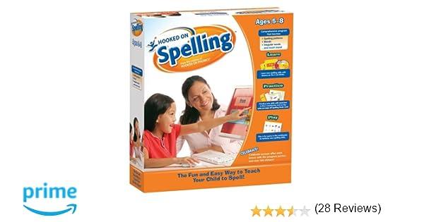 Hooked on Spelling (Hooked on Phonics): Hooked On Phonics ...