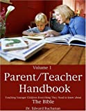 Parent/Teacher Handbook, Edward A. Buchanan, 0805427112